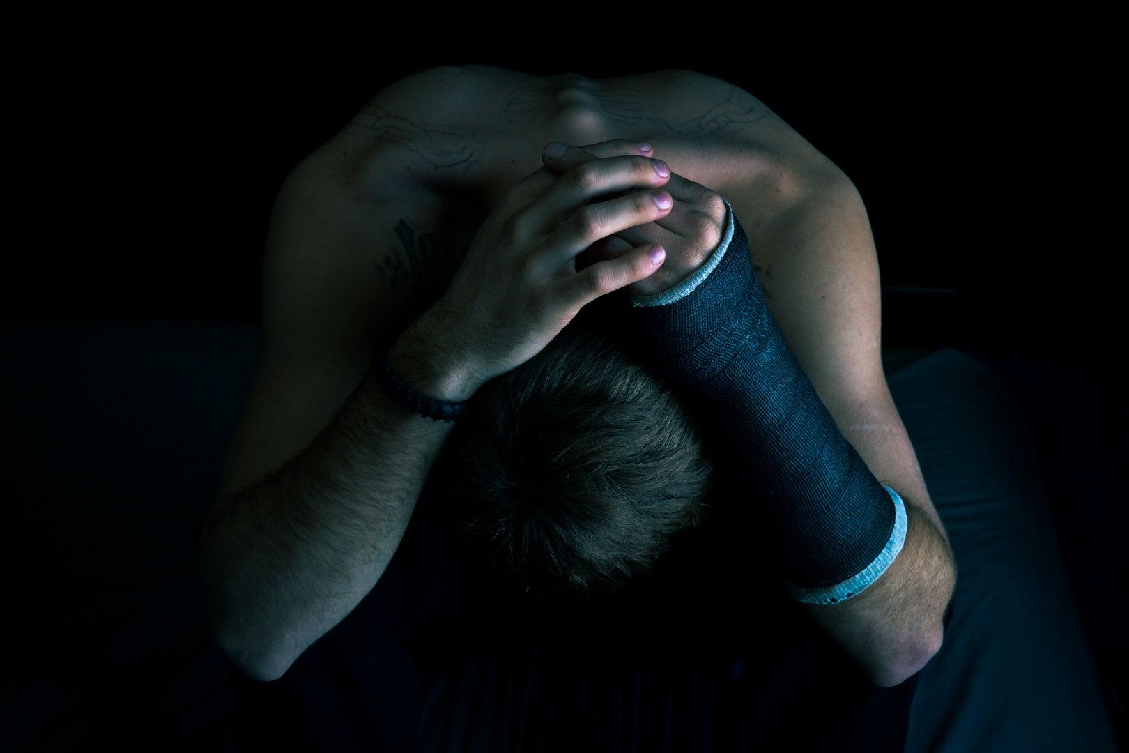 deprese u mužu