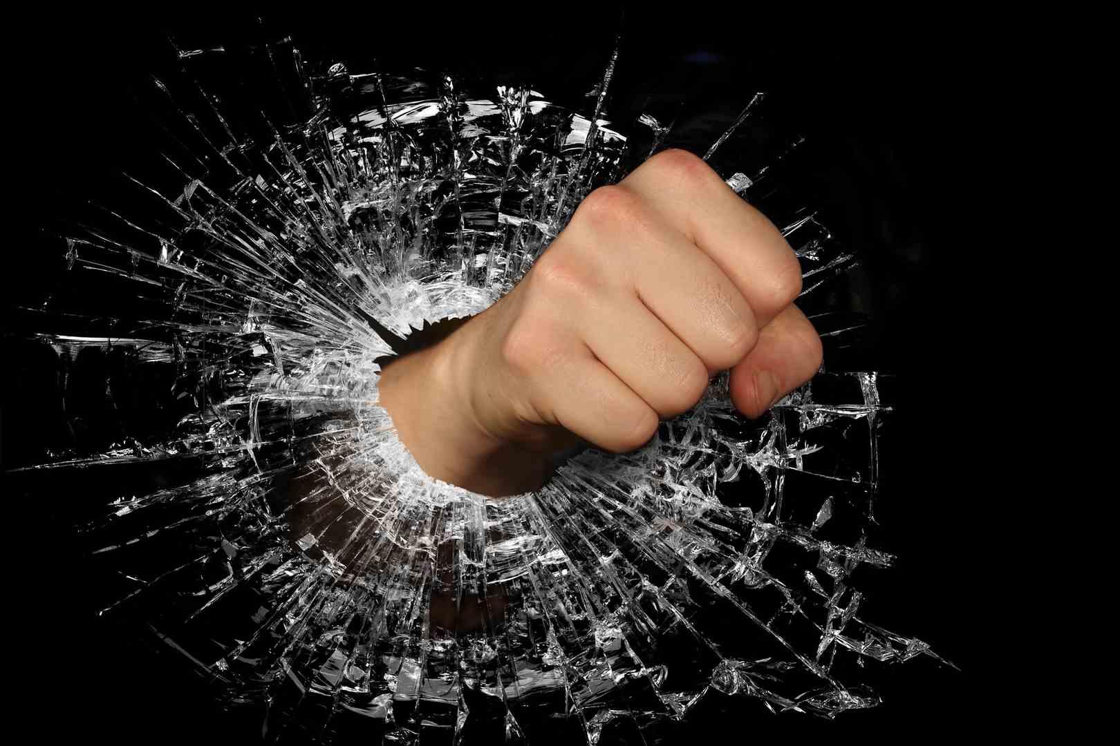 ako zvládat hněv