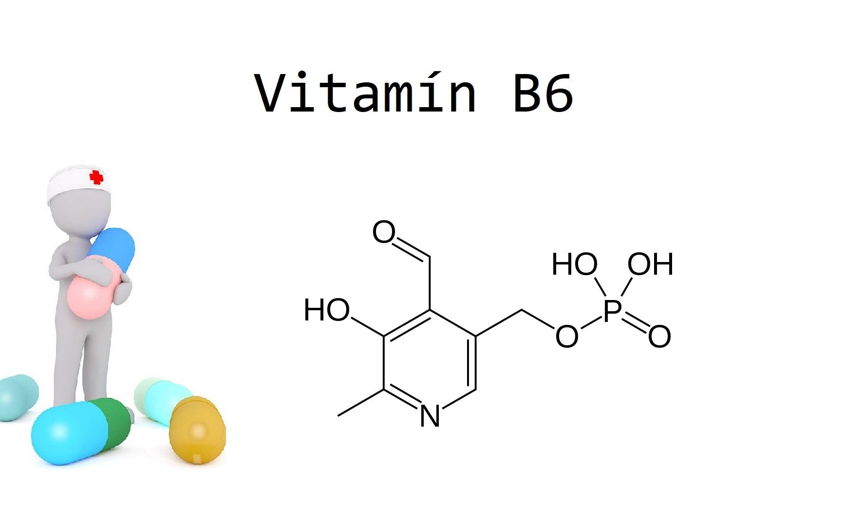 vitamin b6 pyridoxin